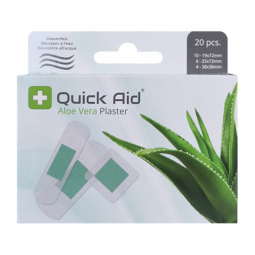 Quick Aid - Aloe Vera Pflaster